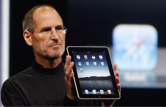 Interview: Waarom Apple eerder de iPad dan de iPhone bedacht