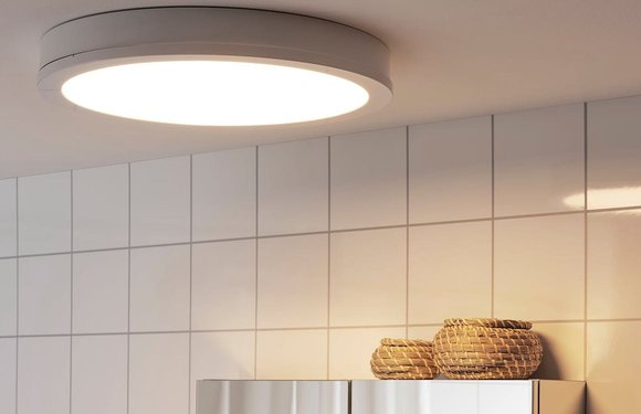 IKEA GUNNARP: Bedien nu ook je badkamerlampen met Siri