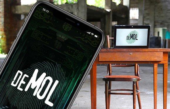 Speel mee met Wie is de Mol? 2020 in de iOS-app