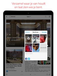 Flipboard: Nieuws van onze tij