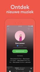 Spotify - Muziek en podcasts