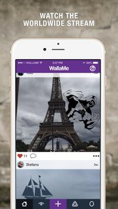 WallaMe - Augmented Reality
