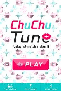 A playlist match maker. ChuChuTune