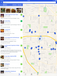 Foursquare City Guide