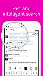 Firefox-webbrowser