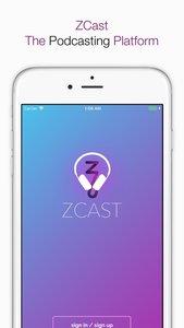 ZCast - Podcasting Platform