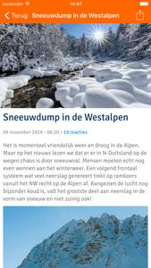 Sneeuwhoogte.nl