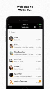 Wickr Me - Private Messenger