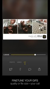 Alive - Create & Share Animated Collages for Live Photos and Videos