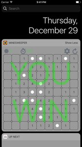 Minesweeper - Widget Edition