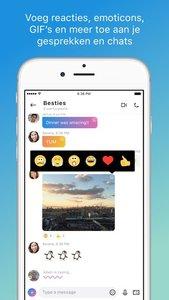 Skype voor iPhone