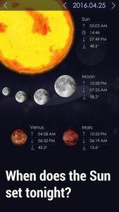 Star Walk 2 - Astronomie Gids