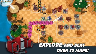 Tower Madness 2: #1 in Great Strategy TD Games