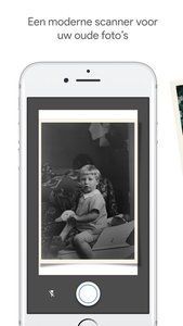 Fotoscan van Google Foto's