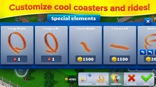 RollerCoaster Tycoon® 4Mobile™