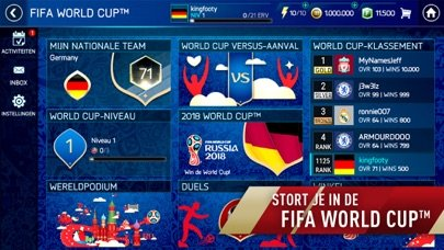 FIFA-voetbal: FIFA World Cup™