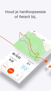 Strava GPS Running and Cycling