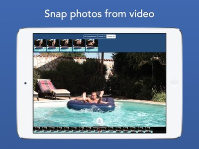 SnapStill - Extract Photos From Video