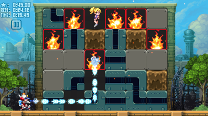 Mighty Switch Force! Hose It Down!