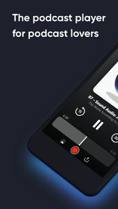 Castro Podcast Player