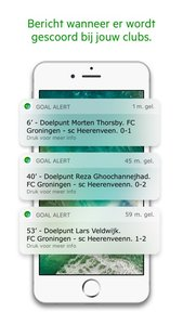 KPN Goal Alert