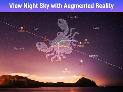 Star Walk - Nachtelijke hemel