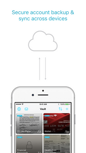 Mustbin – Your Mobile Vault