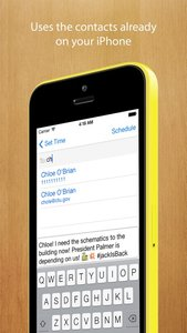 Later - Automatically Text, Tweet and Email Scheduling For A More Productive Life by Postpone and Delay