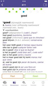 Woordenboek Spaans Plus - Van Dale Middelgroot woordenboek: vertalen tussen Nederlands en Spaans, opzoeken van spelling, luisteren naar uitspraak en woorden correct gebruiken