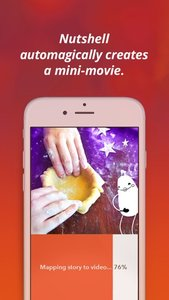 Nutshell Camera: Instant mini-movies with text and animation.