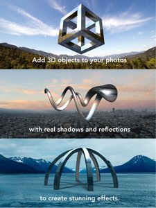 Matter - Create and design 3D effects with photos