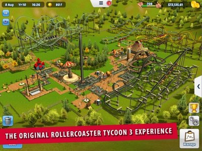 RollerCoaster Tycoon® 3