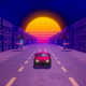 OverDrive - Synthwave Racer
