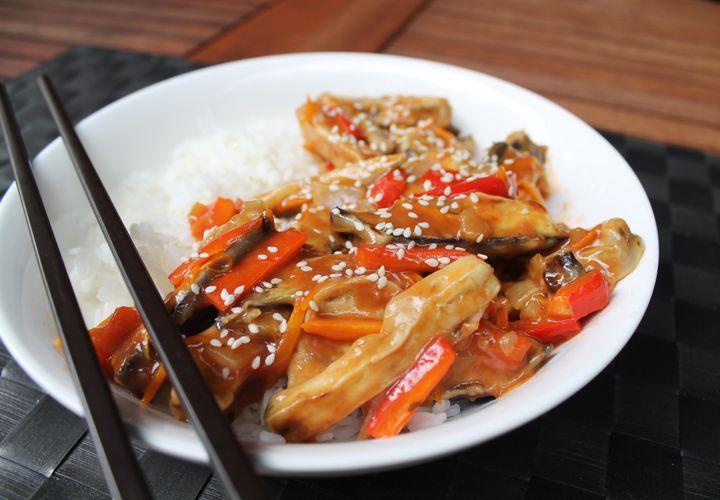 Kiniški baklažanai