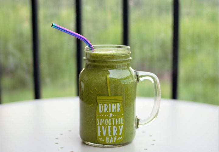 Žaliasis kokteilis