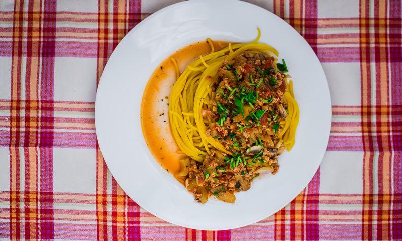 Spaghetti bolognese kitaip