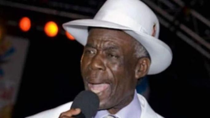 King Swallow, calypso icon of Antigua and Barbuda, has died