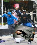 Photoshopez les émeutes en Grande-Bretagne !