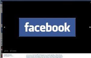 Facebook - Désactiver la lightbox photos