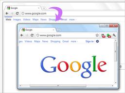Chrome: basculer un onglet dans une nouvelle fenêtre