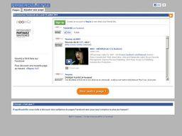 PageRoulette : Découvrez de nouvelles pages facebook