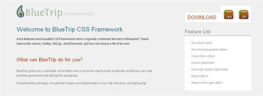 Découvrez 17 frameworks CSS