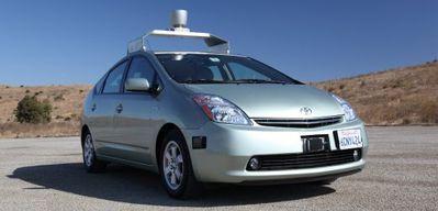 Vidéo : à l'intérieur de la RoboCar google