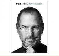 La biographie officielle de Steve Jobs sortira en Novembre