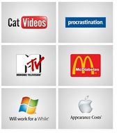 Ce que pourraient être les logos des marques