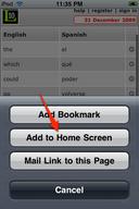 Webapp iphone : détecter si l'utilisateur provient de son écran d'accueil
