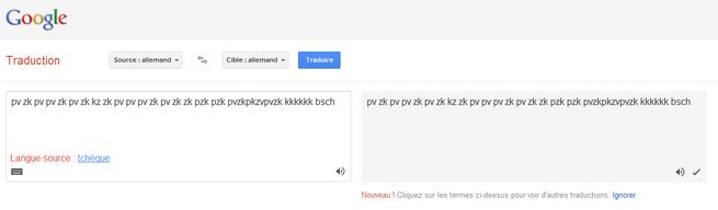 Faîtes de la beatBox avec Google Translate