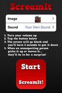 Une application iphone pour effrayer vos amis