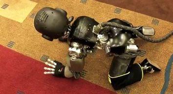 Un robot-bébé qui apprend à apprendre