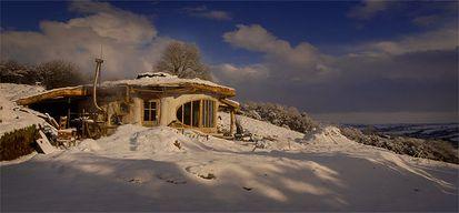 Des maisons hobbit IRL